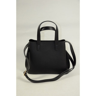 Mini sac à main femme noir