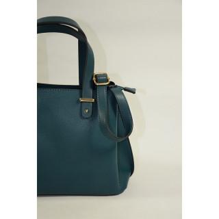 Mini sac à main femme vert royal