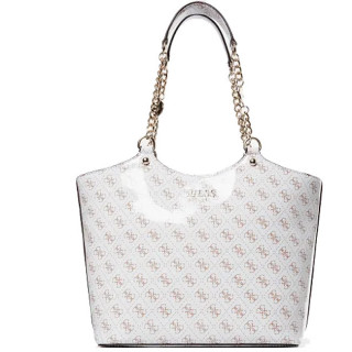 Guess Lorenna Sac Shopping White