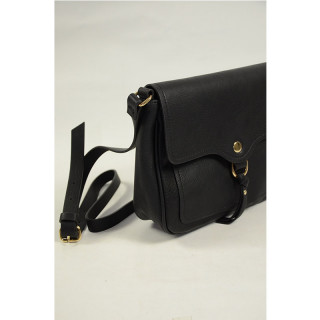 sac femme porté épaule noir