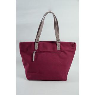 sac cabas femme rouge de la marque Farfouillette