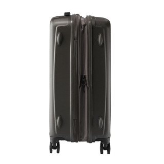 Jump Tanoma Valise 4 Roues Moyenne 66cm Extensible Bronze