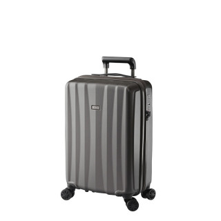Jump Tanoma Valise Cabine Universelle 4 Roues 55cm Extensible Bronze