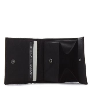 Arthur & Aston Oscar Porte Monnaie Boîte 1978-771 Noir