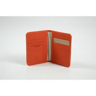 Jean Louise Fourès Baroudeuse Porte-cartes Orange