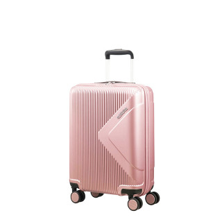 American Tourister Modern Dream 55 cm Valise Cabine Trolley 4 Roues Rose Gold