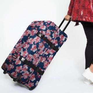 Eastpak Tranverz L (TSA) Sac de Voyage a90 Charming Pink porté