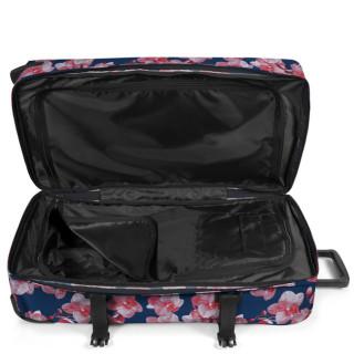 Eastpak Tranverz L (TSA) Sac de Voyage a90 Charming Pink ouvert