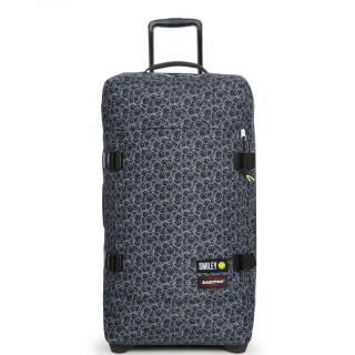 Eastpak Tranverz M TSA X Smiley Sac de Voyage a94 Smile Mini