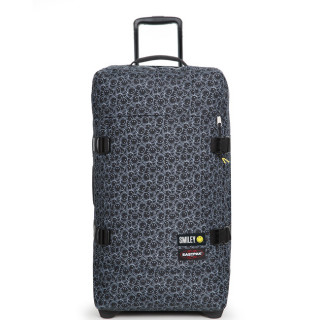 Eastpak Tranverz M TSA X Smiley Sac de Voyage a94 Smile Mini