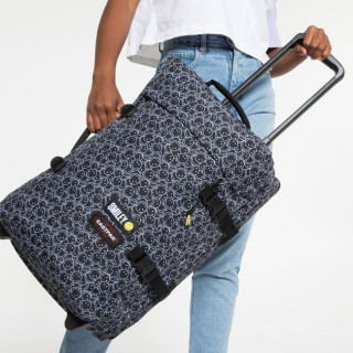 Eastpak Tranverz S TSA X smiley Sac de Voyage a94 Smile Mini