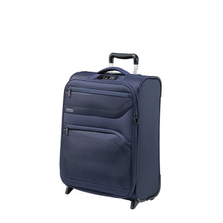 Jump Moorea Soft Valise Cabine 55cm Extensible 2 Roues Marine
