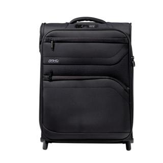 valise cabine noir extensible de la marque Jump