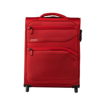 valise cabine sous siège rouge Jump