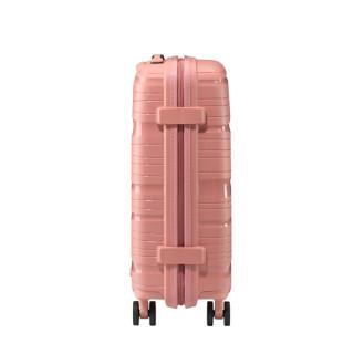 Jump Tenali Valise Cabine Ultralight 4 Roues Rose Clair