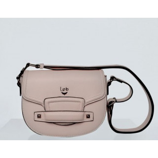 Les P'tites Bombes Sac Besace Rabat Taupe