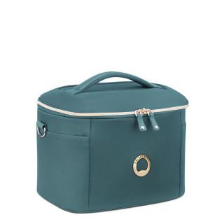 Delsey Montrouge Beauty Case Vert