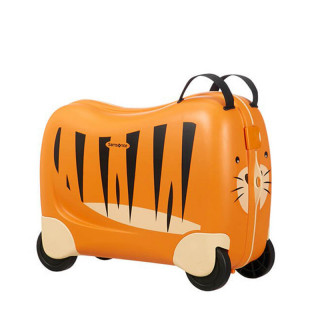 Samsonite Dream Rider Valise Cabine Enfants 4 Roues Tiger Toby