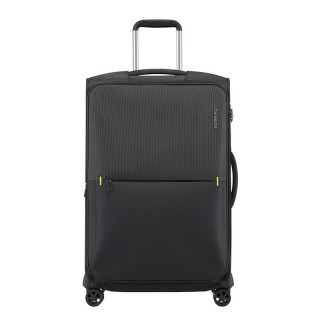 Delsey Rythum Valise Cabine Extensible 4 Double Roues 67CM Graphite