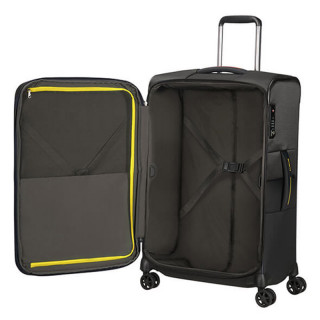 Delsey Rythum Valise Cabine Extensible 4 Double Roues 67CM Graphite 2