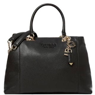 Guess Holly Grand Sac A Main Black