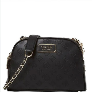 Guess Logo Love Sac Bandoulière Black