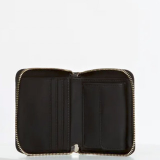 Guess Logo Love Portefeuille Compact Black