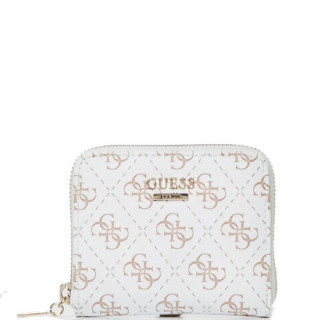 Guess Lorenna Portefeuille Compact White