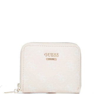 Guess Lorenna Portefeuille Compact Rose Pale