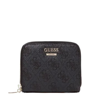 Guess Open Road Portefeuille Compact Coal