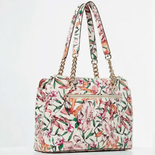Guess Queenie Luxury Sac Epaule Fantaisie Florale