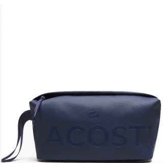 Lacoste L12.12 Trousse de Toilette Zippée Blue Depths