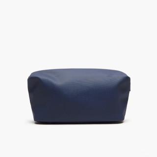 Lacoste L12.12 Trousse de Toilette Zippée Blue Depths dos