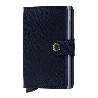 Secrid Porte-Carte Miniwallet Rango Blue Titanium