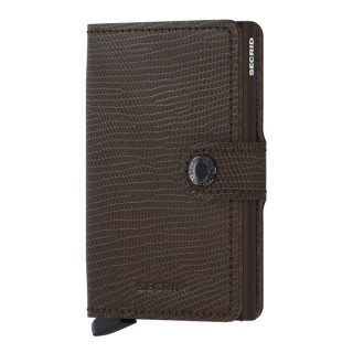 Secrid Porte-Carte Miniwallet Rango Brown