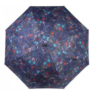 Isotoner Parapluie Mini Pliant Automatique Jungle