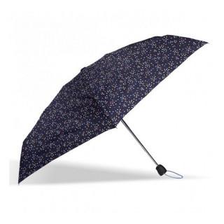 Isotoner Parapluie Mini Pliant Automatique Pois Carnaval