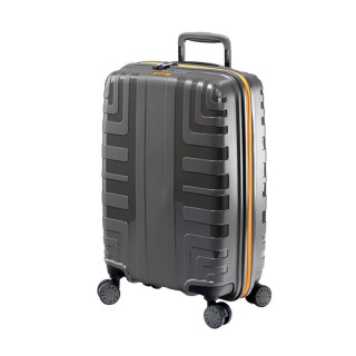 Jump Crossline Valise Cabine 55 cm 4 Doubles Roues Ultra Light Anthracite