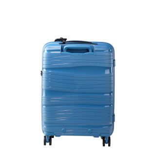 Jump Tenali Valise Cabine Ultralight 4 Roues Bleu Azur