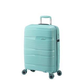 Jump Tenali Valise Cabine Ultralight 4 Roues Bleu Cyan