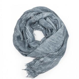 Lancaster Echarpe 620-01-Bleu Jeans