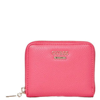Guess Lias Portefeuille Compact Hibiscus