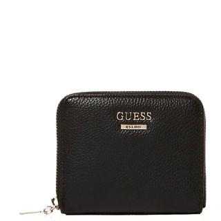Guess Lias Portefeuille Compact Black