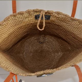 L'Atelier du Crochet Sac Cabas Crochet Ilana Ecru