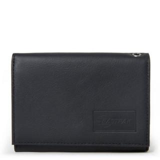 Eastpak Crew Single Portefeuille Black Ink Leather