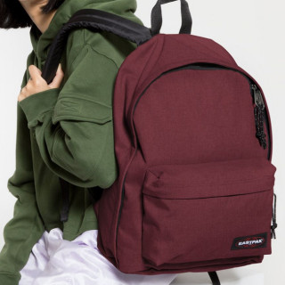 "Eastpak Out Of Office Sac à Dos PC 15"" 23s Crafty wine porté"