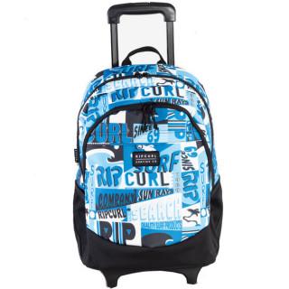 Rip Curl Beach Schack Proschool Sac à Dos à Roulettes White Blue