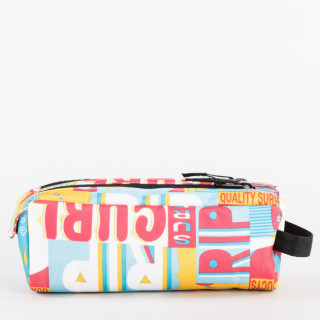 Rip Curl Beach Schack Trousse Double Compartiment Orange