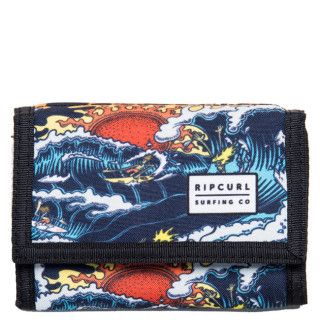Rip Curl Comic Surf Portefeuille Blue