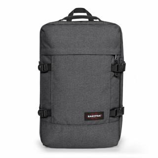 Eastpak Tranzpack Sac A Dos Business et Bagage Cabine 77h Black Denim